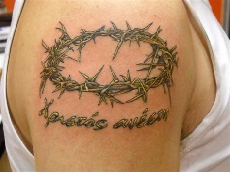 thorn tattoo designs crown of thorns tattoos designs ideas and meaning