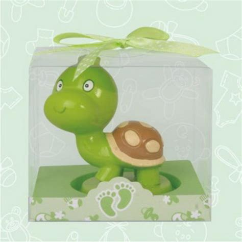 Turtle Baby Shower Favors by Turtle Candle Favor