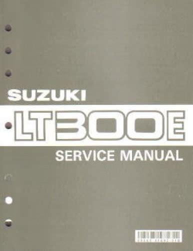 suzuki lt  wiring