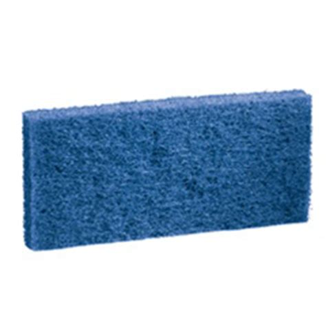 doodlebug scrubber blue scrubbing doodlebug pad 20 cs encompass supply
