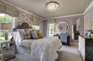 Small Purple Bedroom Ideas - feminine bedroom ideas decor and design inspirations