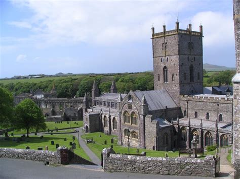 St David S Tx St Davids Cathedral