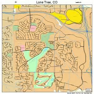 lone tree colorado map 0845955