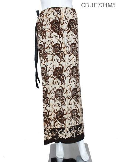 Rok Batik Murah Bahan Katun rok lipit katun motif amuba sogan celana rok muslim