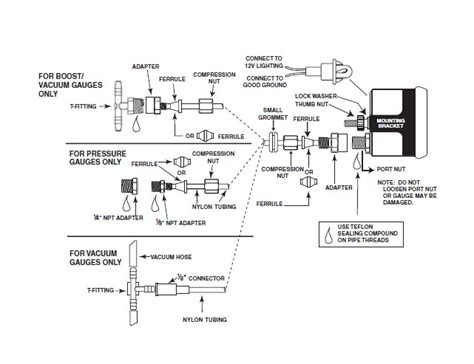 auto meter memory tach wiring wiring diagram with