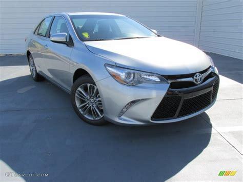 2015 camry colors 2015 celestial silver metallic toyota camry se 99201271