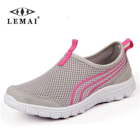 Sepatu Flat Kasual Wanita Original Garsel Shoes 4 2016 baru fashion wanita sepatu kasual cheap berjalan pria sepatu flat pria bernapas