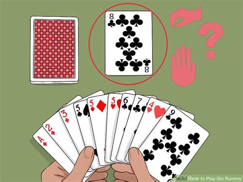 how to play gin rummy for beginners rules and scoring