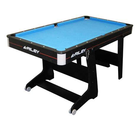 5 folding table 5ft folding pool table fp 5b liberty