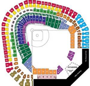 rangers ballpark seating map globe ballpark in arlington dallas sports guide
