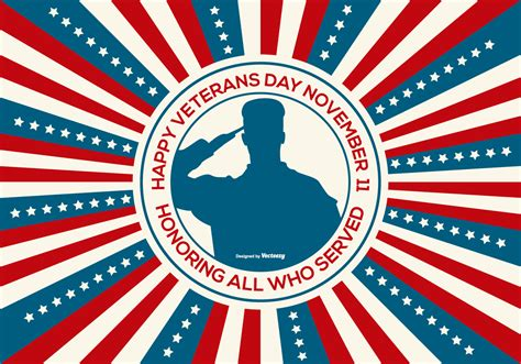 veterans day images free happy veterans day illustration free vector