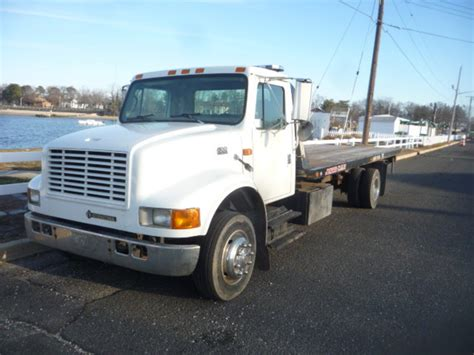of trucks for used 2000 international 4700 rollback tow truck for sale