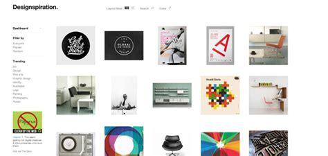 designspiration que es 10 sitios web sobre dise 241 o para inspirarse blog