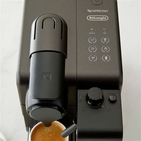 Nespresso DeLonghi Lattissima Touch Espresso Maker   Williams Sonoma