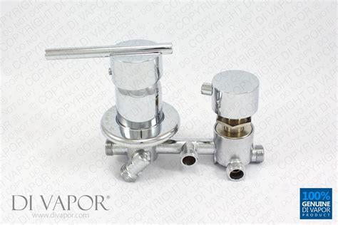bathroom diverter shower pressure balanced faucet tap with 3 way diverter