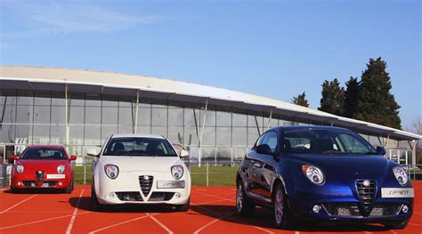alfa romeo releases mito sprint special edition in the uk