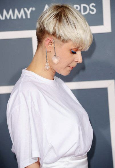 pictures of hair with shaved from ear down and in back robyn shaved around ear hair pinterest blog page