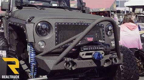 rhino jeep 2 door custom 4 door jeep jk rhino lined with bronze asanti