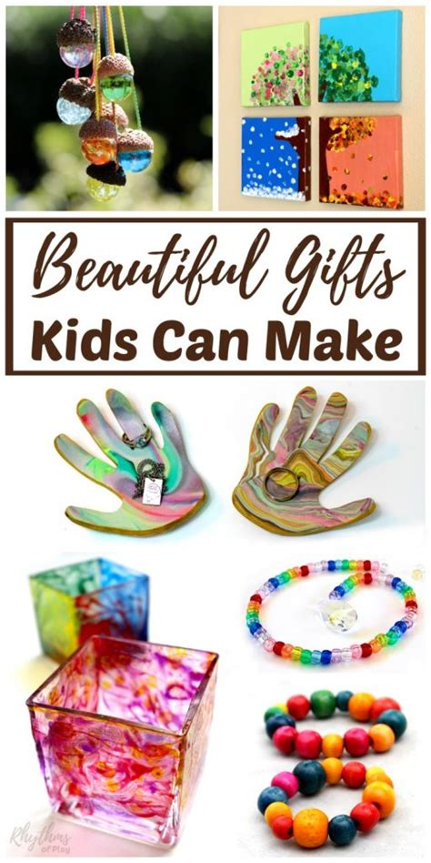 Handmade Gifts For Toddlers - handmade gifts can make for family and friends