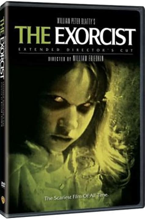 the exorcist film order exorcist by warner home video william friedkin ellen