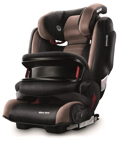 si鑒e auto recaro monza recaro child car seat monza is seatfix 2016 mocca