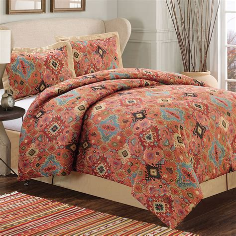 southwest comforter sets diamante southwest comforter set