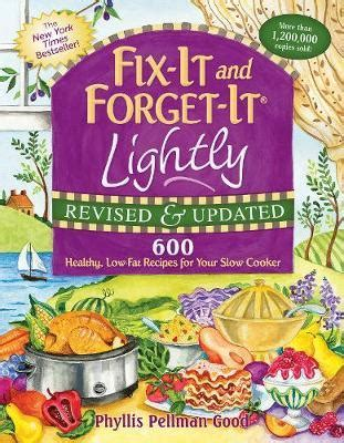 fix it and forget it cooking for two 150 small batch cooker recipes books fix it and forget it lightly revised updated phyllis