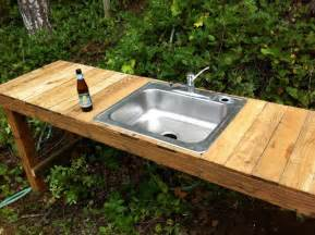 Sink For Outdoor Kitchen - tips for building an outdoor kitchen in tallahassee