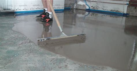 polished overlay tips the concrete network