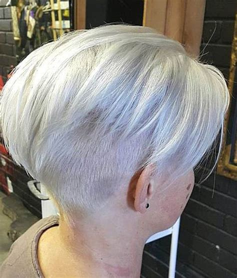 ash blond mature woman 50 trendiest short blonde hairstyles and haircuts