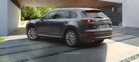 how much does a mazda 6 cost how much does the 2016 mazda cx 9 cost