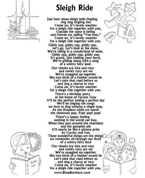 printable lyrics best 25 christmas songs lyrics ideas on pinterest carol