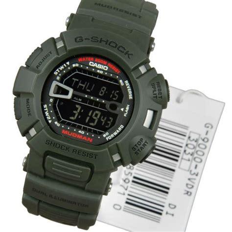 Casio G 9000 1vdr reloj casio g shock mudman g9000