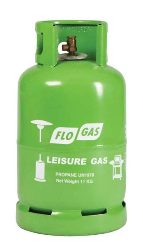 Patio Gas Refill by Flogas 11kg Leisure Gas Cylinder Refill For Patio Heaters