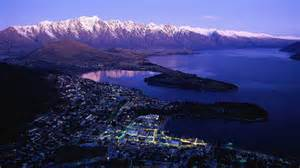 Landscape Photography New Zealand South Island Lake Wakatipu Queenstown New Zealand South Island South