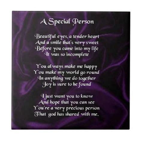 tischgröße 6 personen purple silk special person poem tiles zazzle