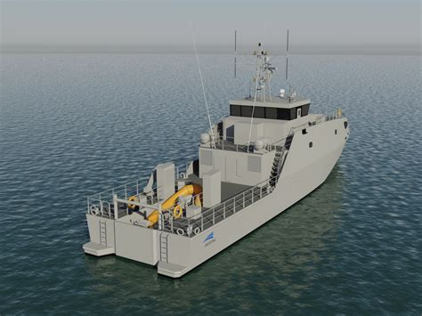 german catamaran builders austal modern weapons