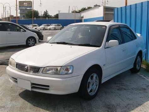 Toyota Corolla 1998 For Sale Toyota Corolla Gt 1998 Used For Sale