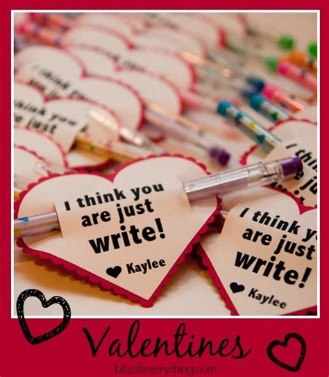 s day gift you are just write crafts