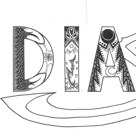 doodle name diane drawing league ch s name diana league of legends