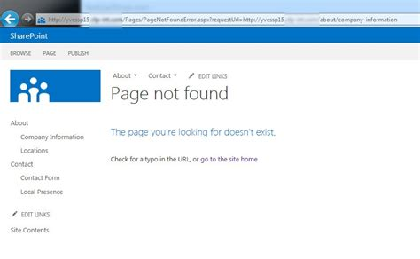 blog not found yves peneveyre s blog page not found when managed