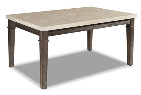 aldo dining table the brick
