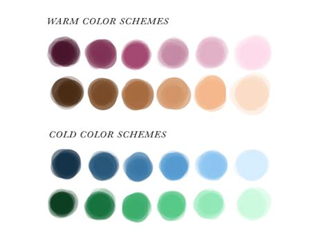 amusing warm color scheme how to use warm color in design projects warm colors warm color