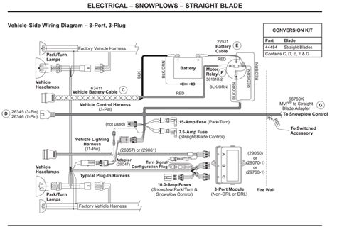 western plow wiring diagram dodge western free engine