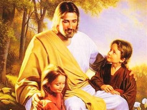 imagenes niños orando jesus im 225 genes de jes 250 s y los ni 241 os imagenes de jesus fotos
