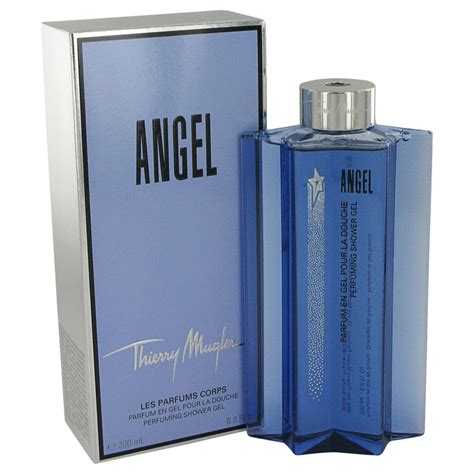 angel mugler perfume a fragrance for women 1992 angel by thierry mugler perfume shower gel 7 7 0 oz for