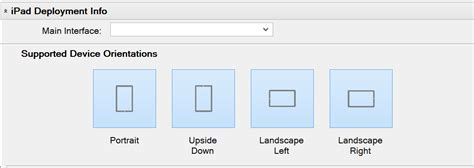 xamarin horizontal layout device orientation xamarin