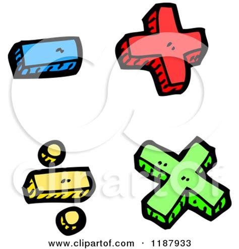 Math Symbols Cartoon Dyrevelferdfo