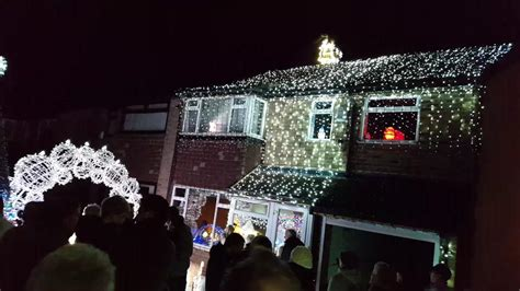 how much are christmas lights you won t believe how much derek highe s christmas lights