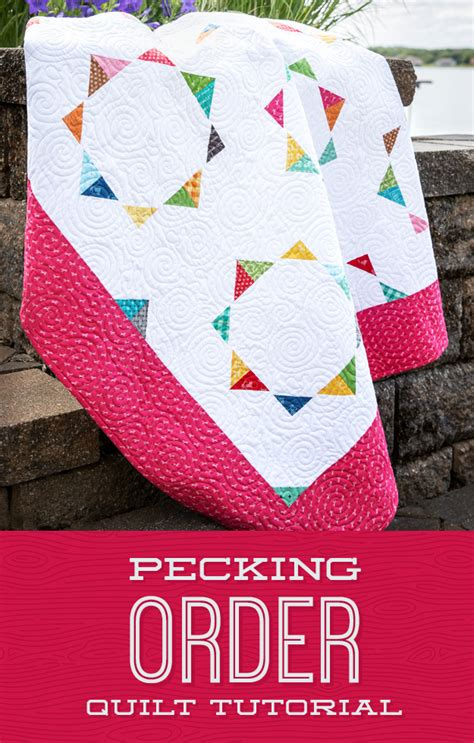 Packing Orderan pecking order the cutting table quilt bloglovin
